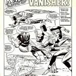 2 pages volées dans les années 1980 : X-Men et Sgt. Fury.