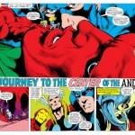 Avengers planche