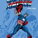 Captain America 1968-69 cover