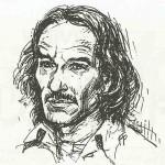Autoportrait de Pierre Frisano.
