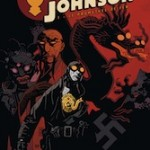 Lobster Johnson 1 cover
