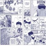 L'ombre d'«Akira» par Katsuhiro Otomo plane indéniablement sur cette planche !