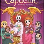 Princesse Capucine tome 1 couverture