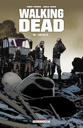 Walking Dead 18 cover