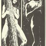 Une page issue du n° 47 de « Jolanda de Almaviva », publié en octobre 1972.