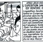 1er strip , publié le 16 décembre 1943