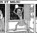 Strip précédent cette planche, publié le 15 avril 1944