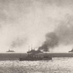La flotte des Dardanelles