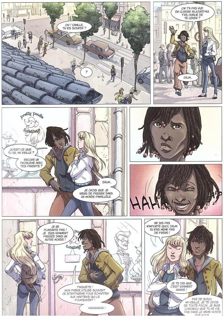 La Quête d'Ewilan tome 1 page 12