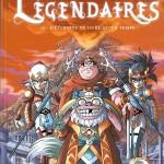Les Légendaires tome 16 couverture