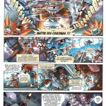Les Légendaires tome 16 page 10 Kirikiri