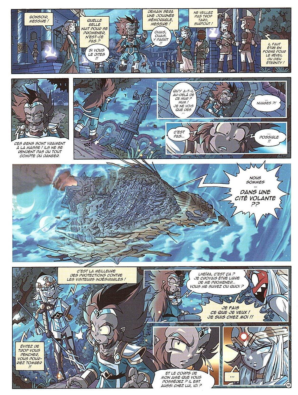 Les Légendaires T16 : Léternité ne dure quun temps (French Edition)