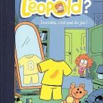 Où es-tu Léopold couverture