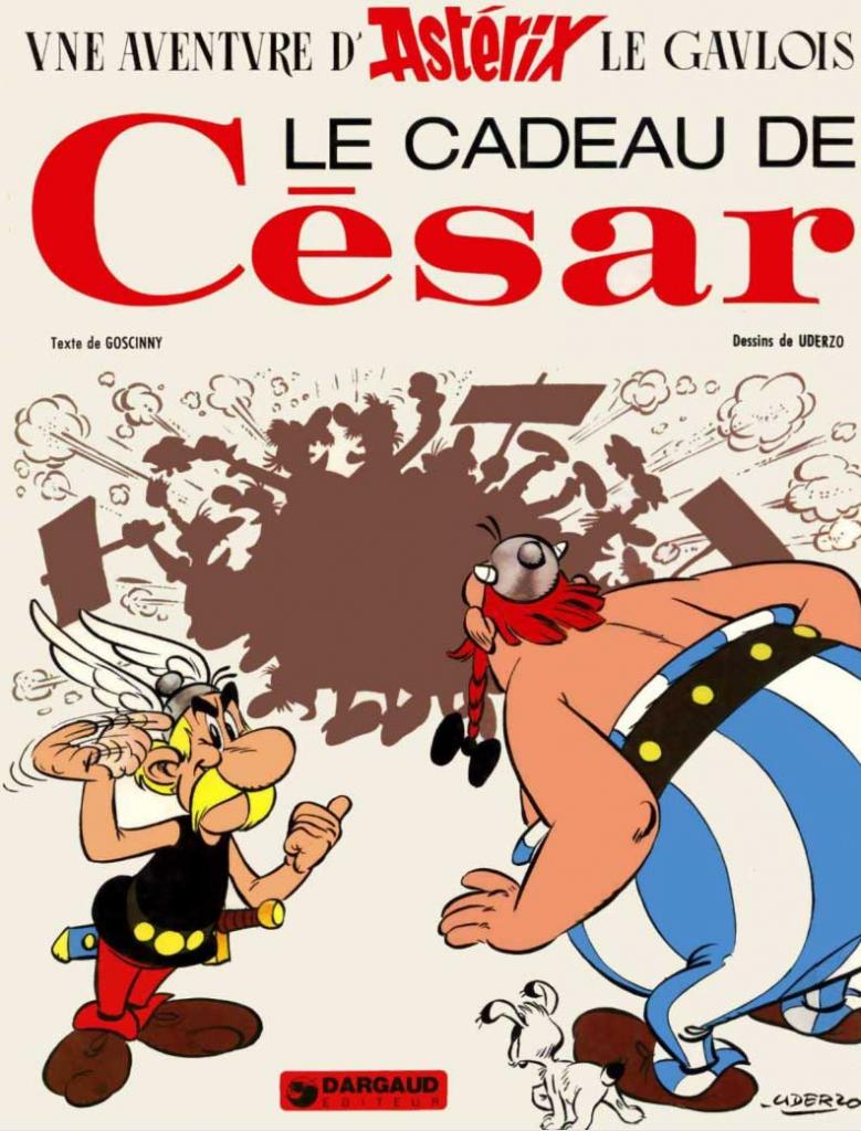 Tome 21 - Le Cadeau de César