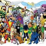 Les X-Men, une création de Stan Lee et Jack Kirby