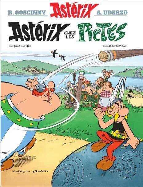 Le nouvel album d'Astérix devrait doper le chiffre d'affaire des éditions Hachette