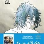 le bleu est une couleur chaude - Julie Maroh - La Vie d'Adèle