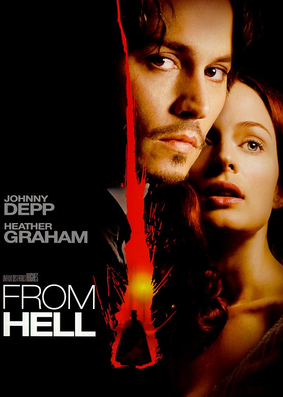 """Affiche """"From Hell"""" (2002)"""