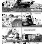 Planche 3 (inédite et non définitive) du tome 3 (2014)