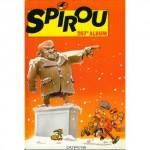 Visuels des albums du journal spirou n° 207 (novembre 1990) et n° 208 (janvier 1991)