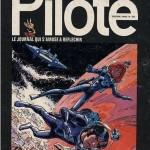Couverture de Pilote n°632 , 1971