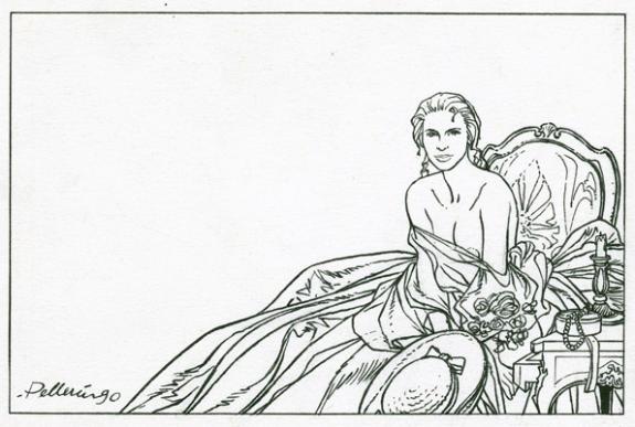 Exemples d'ex-libris dessinés par Patrice Pellerin.