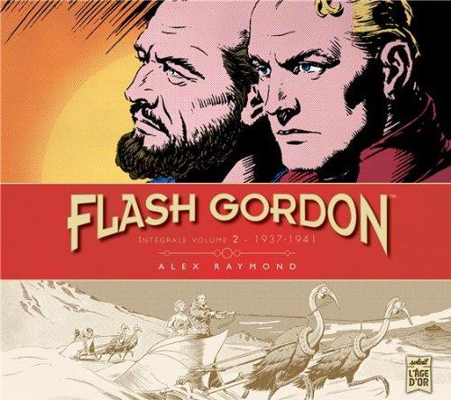 Flash Gordon 2 cover