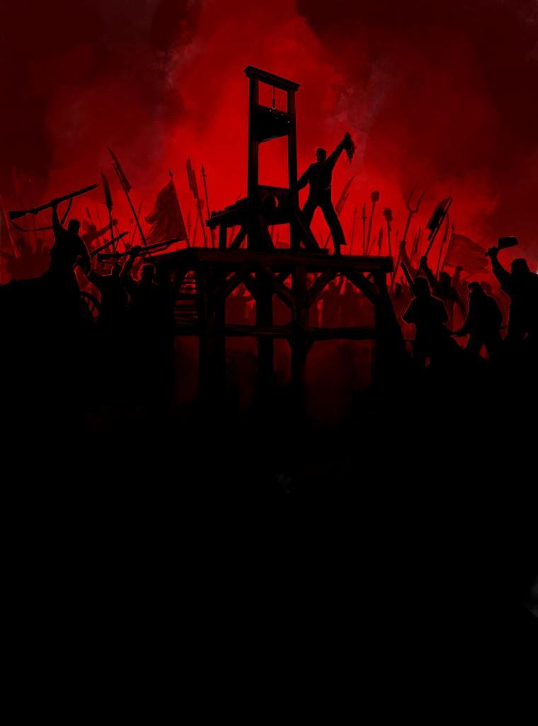 """Résultat de recherche d'images pour """"révolution guillotine sang"""""""