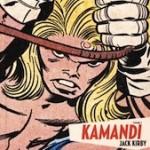 Kamandi 1 cover