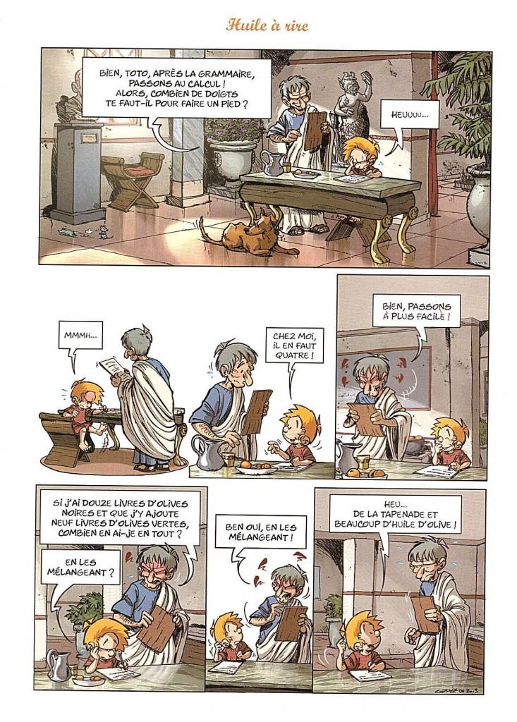 Les blagues de Toto tome 10 page 12