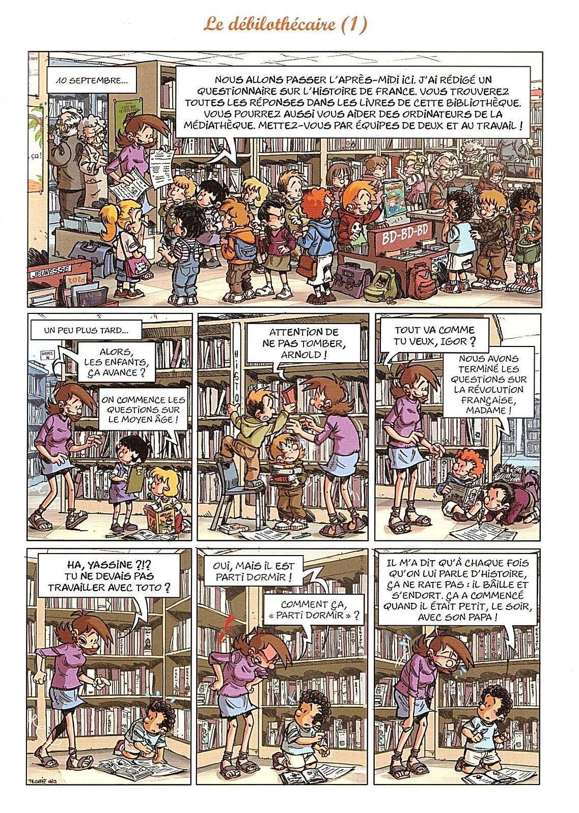 Les Blagues De Toto T10 L Histoire Drole Par Thierry Coppee Bdzoom Com