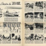 PILOTE N°0 1959 PAGES 28 ET 29-Jean Bart