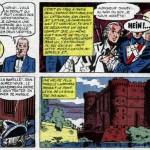 « Le Roi de l'évasion » ou  l'histoire de Latude dessinée par Eddy Paape.