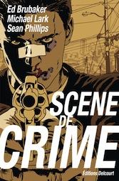 Scene de crime cover