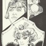 Dernière page de « Casque d'or » publiée dans le n° 6 de Circus, en juillet 1976.