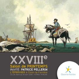 l-epervier-pellerin-catalogue-expo-28e-salon-de-printemps-ozoir-la-ferriere-de-patrice-pellerin-911087802_ML