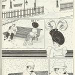 « Paris sera toujours Paris ( ?) » dans Pilote, au n° 78 de 1980.