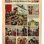 L'une des « Belles Histoires de l'Oncle Paul » dessinée par Jean Graton.