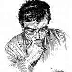 Autoportrait de François Schuiten.