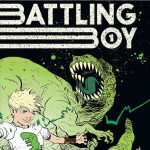 Battling Boy 1 cover