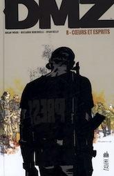 DMZ 8 cover