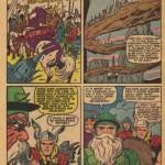 "Planche 5 de ""Tales of Asgard"" dans ""Journey into Mystery"" #110"
