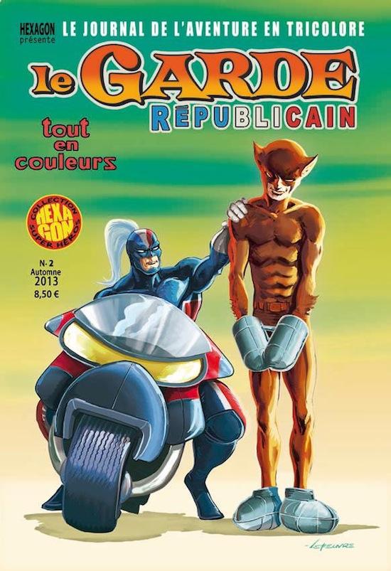 Garde republicain 2 cover