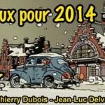 Jean-Luc Delvaux, voeux 2014