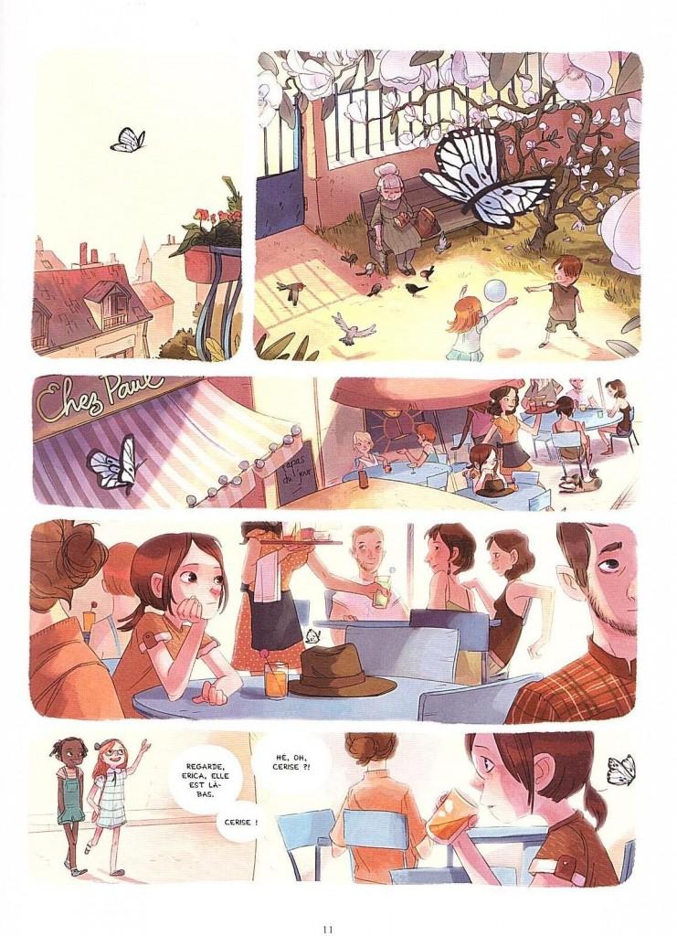 Les Carnets de Cerise tome 2 page 11