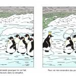 Les Manchots sont de sacrés pingouins Le discours du roi