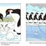 Les Manchots sont de sacrés pingouins Les jumeaux