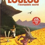 Loulou l'incroyable secret couverture