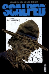 Scalped 8 cover