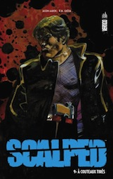 Scalped 9 cover
